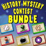 History Mystery Bundle