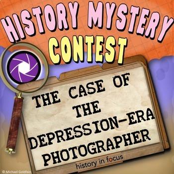 History Mystery!
