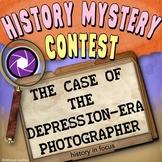 History Mystery- Dorothea Lange