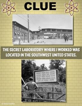 History Mystery - J. Robert Oppenheimer