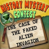 History Mystery - Orson Welles