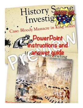 History Mystery The Bloody Massacre In King Street Boston Massacre