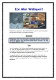 History: Otzi the Iceman - Webquest