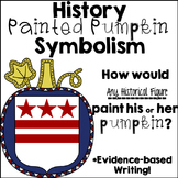 History Painted Pumpkin Symbolism: A fun fall and Halloween writing assignment