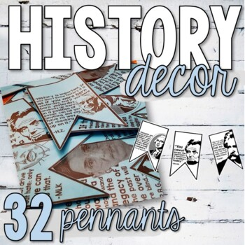 History Pennants