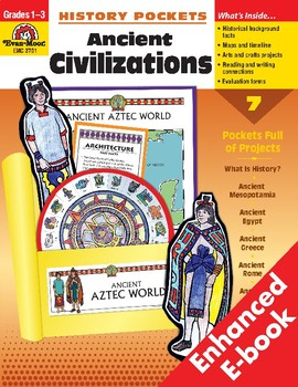 History Pockets, Ancient Civilizations