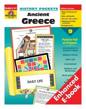 History Pockets, Ancient Greece