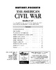 History Pockets: The American Civil War