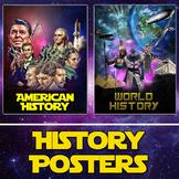 History Posters Bundle
