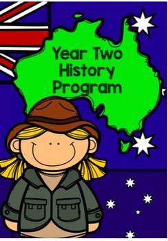 HASS | History Programs F-2