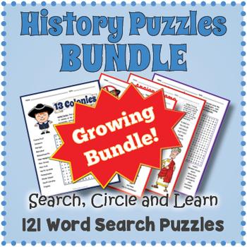 History Puzzles Bundle