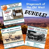 History Quick: Stagecoach of the Old West BUNDLE