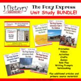 History Quick: The Pony Express BUNDLE