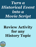 History Review Project For Any Unit