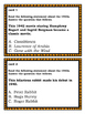 History Review: The 1940s Task Cards