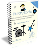 History Rocks Part 1 Curriculum
