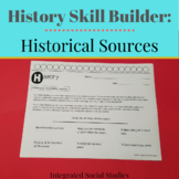 History Skill Builder: Historical Sources