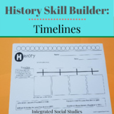 History Skill Builder: Timelines