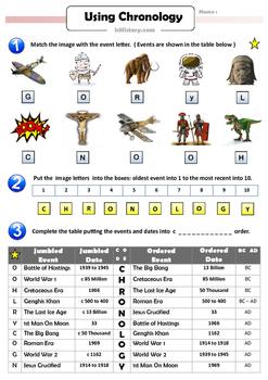 History Skills Unit Introduction