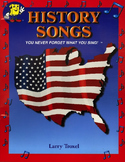 """History Songs"" CD and Book by Larry Troxel"