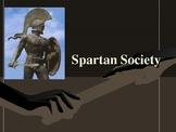 History: Sparta - Spartan Society