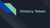 History Taboo Review Game