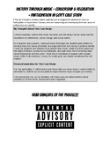 History Through Music - Censorship & Regulation - Participation in Gov't