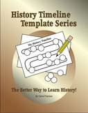 History Timeline Template Series