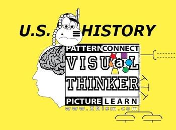 History U.S. + Thinking Tool Diagrams
