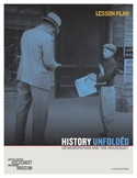 History Unfolded: US Newspapers and the Holocaust (Lesson Plan)