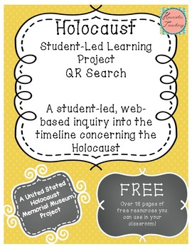 History Webquest- Holocaust