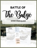 History Webquest - World War II - Battle of the Bulge
