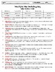 History Words of the Week Vocabulary Quizzes