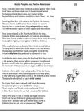 History Worksheets (1-9): Beringia, Native-American Tribes