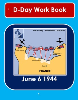 History: World War Two: D-Day - June 6 1944