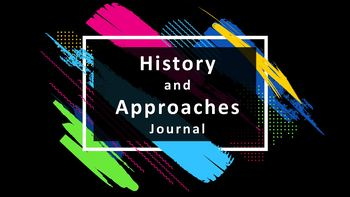 History and Approaches Journal for Psychology
