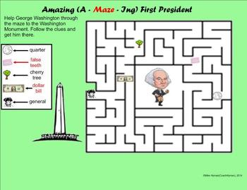 History and Famous People - A Kindergarten SMARTboard Introduction