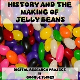 History and Making of Jelly Beans Digital Project