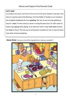 History and Origins of Popular Foods