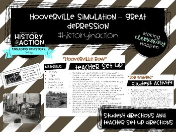 History in Action - The Great Depression