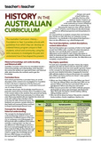 History in the Australian Curriculum