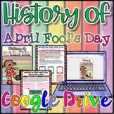 History of April Fool's Day {Digital}