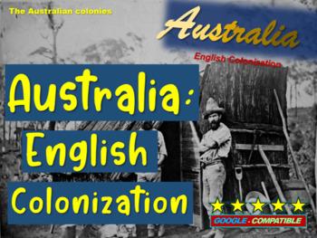 History of Australia - British Colonization (Part 3 of a 4