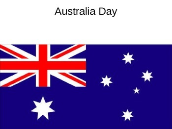 History of Australia Day Powerpoint Presentation