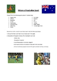 History of Australian Sport Research Task
