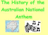 History of Australia's National Anthem - Advance Australia Fair