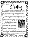 History of Bowling