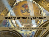 History of Byzantium 11: The Fall of Constantinople (Lesso