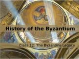 History of Byzantium 12: The Legacy of Byzantium (Lesson 12/12)