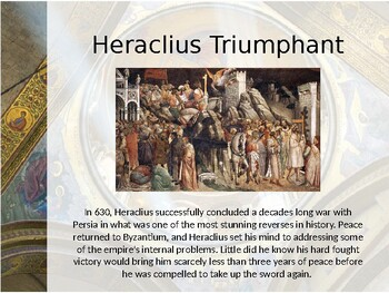 History of Byzantium 4: The Coming of Islam (Lesson 4/12)